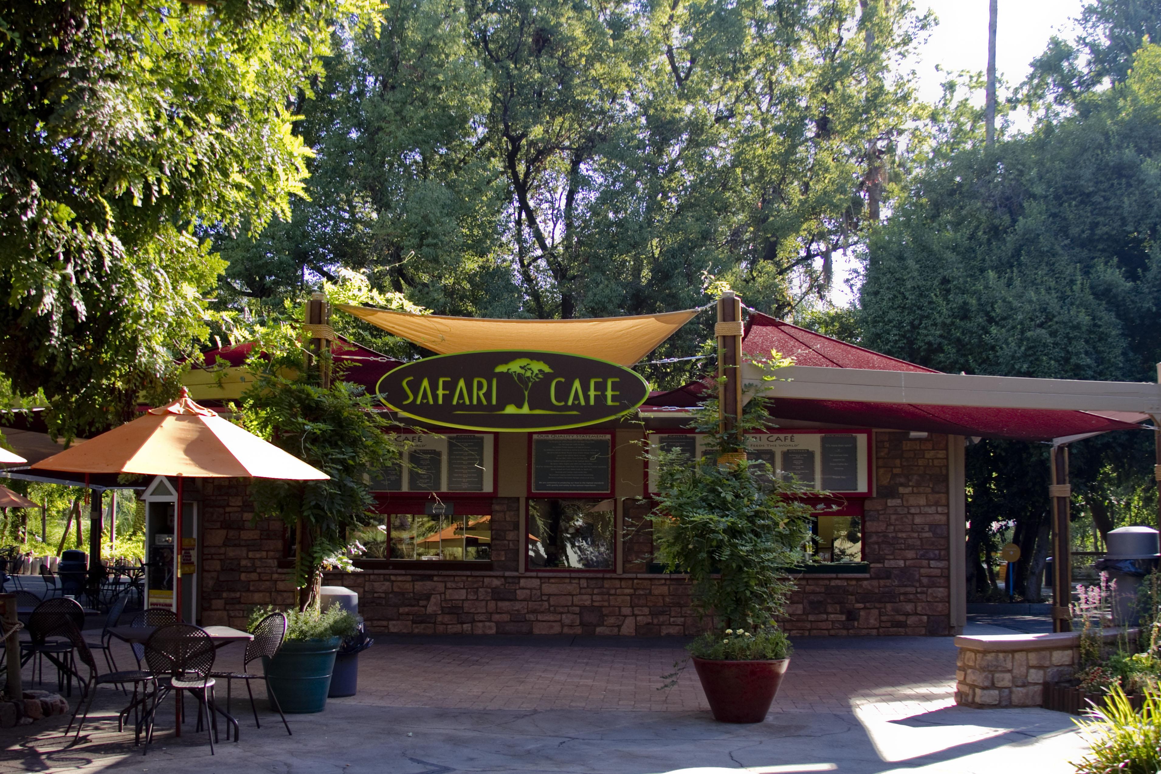 Dining - Fresno Chaffee Zoo