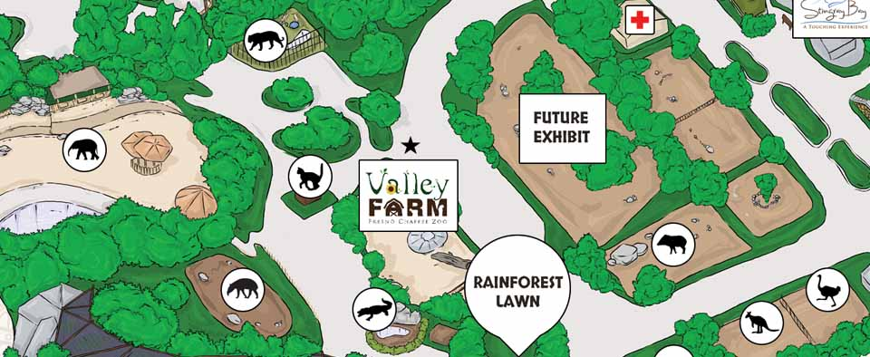 Valley Farm Fresno Chaffee Zoo